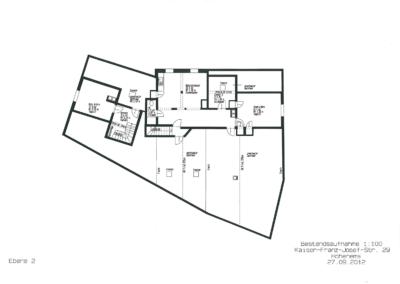 Hausplan ProKonTra Ebene2