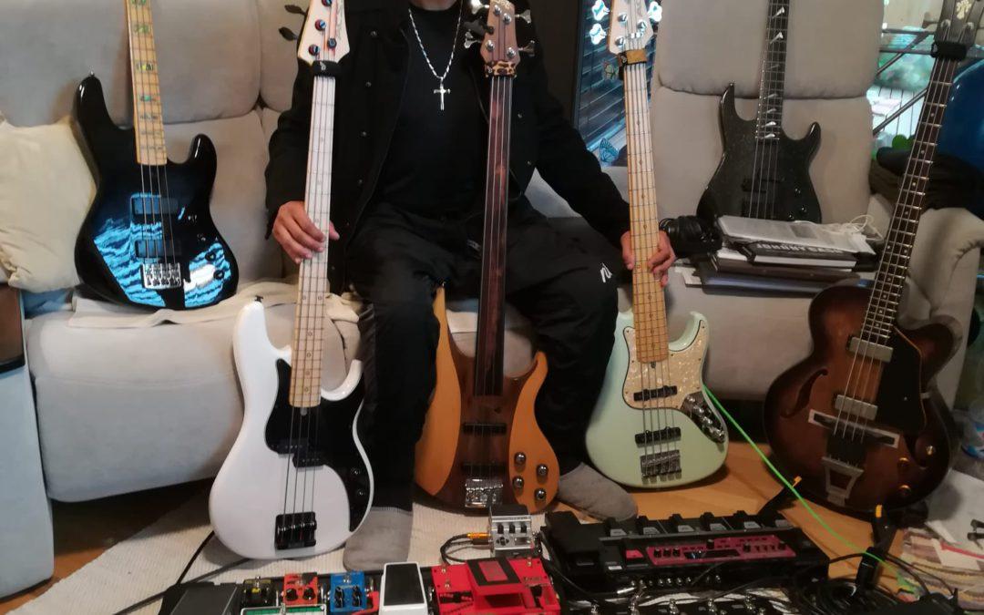 Bass Workshop mit Sergio Wagner